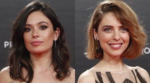 Elegancia y sencillez: Así ha sido la alfombra roja de los Premios Feroz 2019