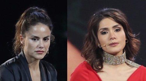 La pelea entre Mónica Hoyos y Miriam Saavedra en su reencuentro: 'No eres una princesa Inca, eres una princesa Trinca'