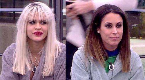 Ylenia se enciende contra Raquel González en 'GH DÚO': 'Eres una manipuladora'
