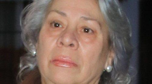 Carmen Gahona va a la misa funeral de Chiquetete organizada por sus hijos pese a no haber sido avisada