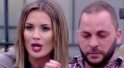 La situación de Antonio Tejado y Candela Acevedo que enfada a Jorge Javier Vázquez en 'GH DÚO'