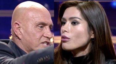Kiko Matamoros a Miriam Saavedra en 'GH DÚO: Límite 48 horas': '¡Cállate, princesa de la basura!'