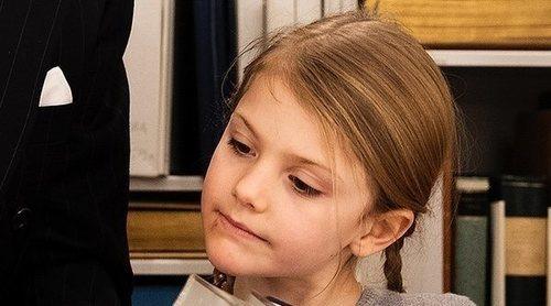 El plan familiar de Carlos Gustavo y Victoria de Suecia con el que enseñan a la Princesa Estela lo que es ser una royal