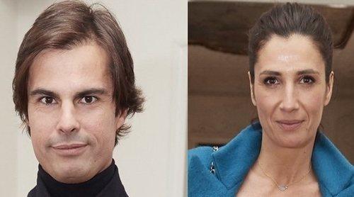 Elia Galera y Curi Gallardo, juntos pero no revueltos en el front row de Lexdeus en Madrid Fashion Week