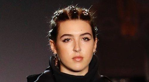Alba Díaz debuta como modelo en El Ego de Madrid Fashion Week: 'Ha sido increíble'