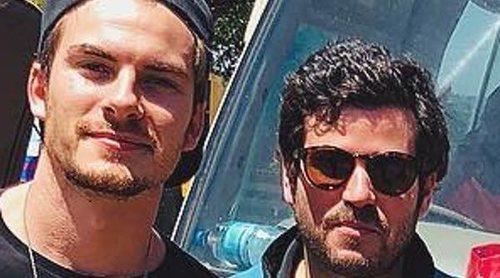 Willy Bárcenas de Taburete y Andrés Ceballos de Dvicio coronan juntos la cima del Kilimanjaro