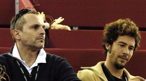 Nacho Palau rompe su silencio: 'Me alegro mucho de que Miguel Bosé esté feliz'