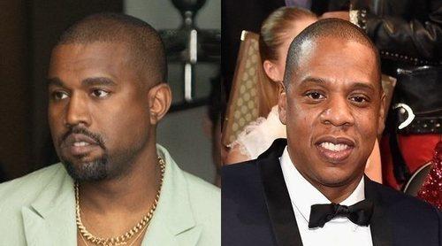 Kanye West denuncia a Jay-Z y a la productora musical EMI después de años de enfrentamientos