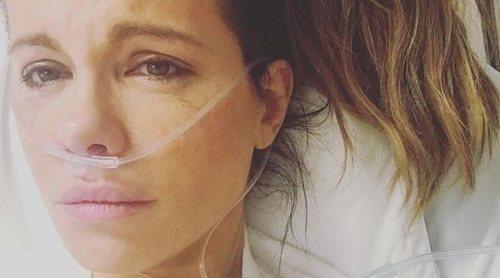 Kate Beckinsale, hospitalizada después de que se le rompiera un quiste ovárico