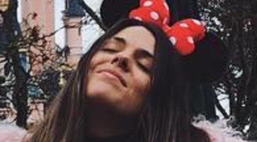Laura Matamoros y su exagerada adquisición de regalos en Disneyland París para su hijo Matías
