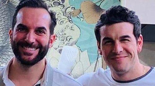 Mario Casas y Blanca Suárez no paran de hacer planes juntos: así disfrutan de un restaurante estrella Michelín