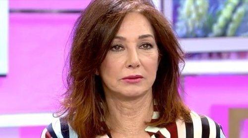 Ana Rosa Quintana con el 'edredoning' entre Sofía Suescun y Albalá en 'GH DÚO': '¿Por qué tengo que ver esto?'