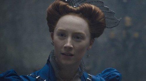 Clip en exclusiva de 'María Reina de Escocia', la nueva película de Margot Robbie y Saoirse Ronan