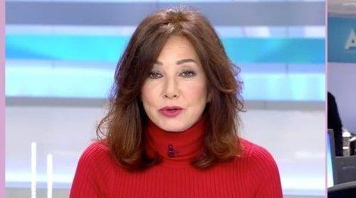 La respuesta de Ana Rosa Quintana a Ylenia: 'Uno también tiene derecho a creerse más importante de lo que es'