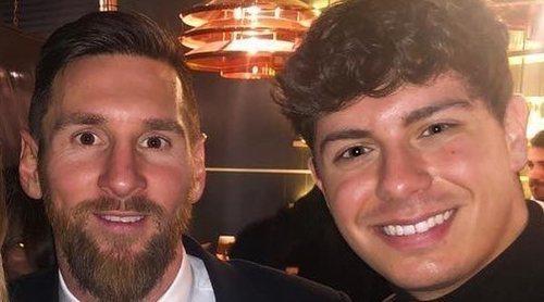 La extraña conexión entre Alfred García y Leo Messi gracias al Cirque du Soleil