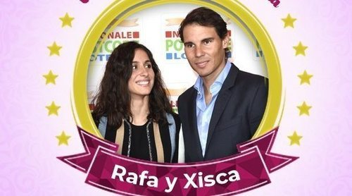 Rafa Nadal y Xisca Perelló, celebrities de la semana por su próxima boda