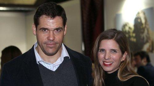 Luis Alfonso de Borbón y Margarita Vargas, padres por cuarta vez