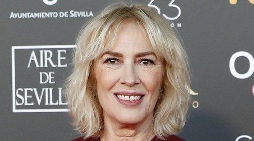 Susi Sánchez, Goya 2019 a Mejor Actriz por 'La enfermedad del domingo': 'Un brindis por la salud de todas las mujeres'