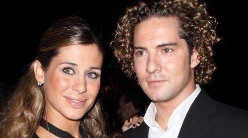 David Bisbal y Elena Tablada hacen las paces y el cantante felicita a su ex su cumpleaños