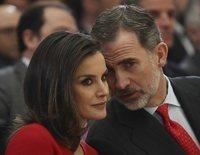 Los Reyes Felipe y Letizia, de escapada nocturna por Madrid