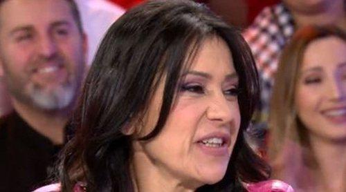 Maite Galdeano se confiesa: 'Carlos Lozano y yo tenemos un café pendiente'
