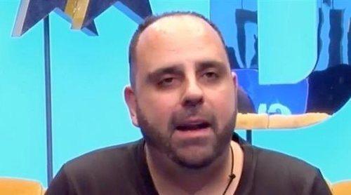 Julio Ruz tuvo que ser evacuado de 'GH DÚO' horas antes de su expulsión disciplinaria