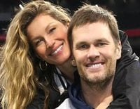 Gisele Bündchen y sus hijos apoyan a Tom Brady en su sexta victoria de la Super Bowl