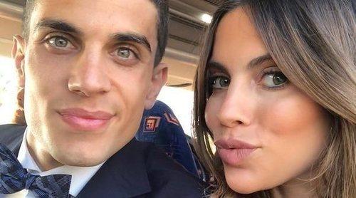 Melissa Jiménez y Marc Bartra celebran cinco años de amor