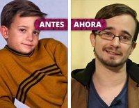 Así ha cambiado Daniel Retuerta: De Lolo en 'Compañeros' y Roque en 'El internado' a Carlos en 'Servir y proteger'