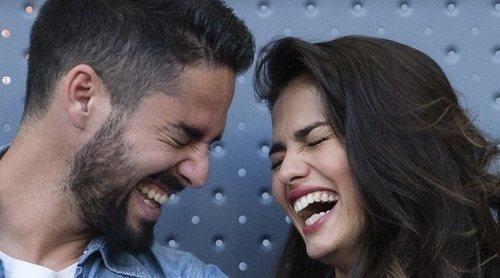 Isco Alarcón y Sara Sálamo intercambian tiernos mensajes en las redes: 'Más bonita que nadie'