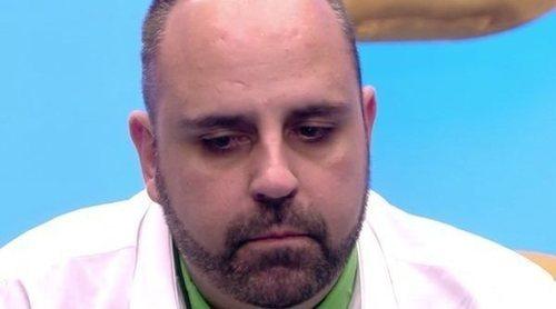 Las primeras declaraciones de Julio Ruz tras ser expulsado de 'GH DÚO'