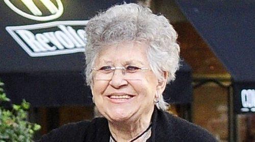Pilar Bardem asegura que cobra 'una pensión de mierda'