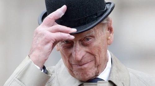 El Duque de Edimburgo responde a sus fans tras su accidente: 'Gracias por tomarse la molestia de escribir'