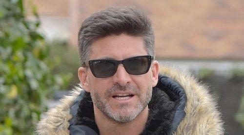 El nerviosismo de Toño Sanchís durante la subasta de su casa por 376.000 euros