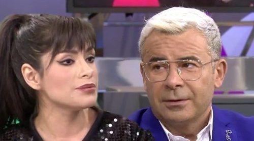 El zasca de Jorge Javier Vázquez a Miriam Saavedra: 'Tú eras muy como Sofía Suescun en 'GH VIP'