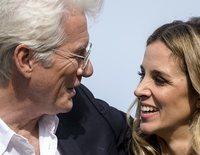 Richard Gere y Alejandra Silva han sido padres de un niño