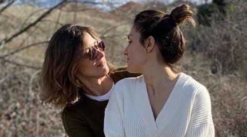 La romántica felicitación de Sandra Barneda a Nagore Robles con la que se zanjan los rumores