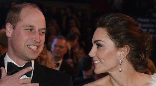 Los Duques de Cambridge acaparan todas las miradas en los Premios BAFTA 2019