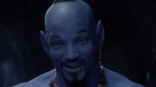 Primeras imágenes de Will Smith como el Genio de 'Aladdín'