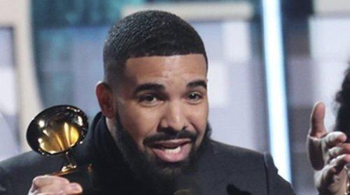 Polémica en los Grammy 2019 al cortar al reivindicativo discurso de Drake al recoger su gramófono