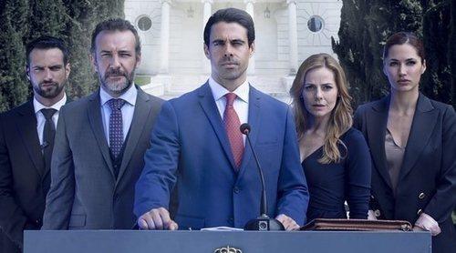 'Secretos de Estado', el nuevo thriller político de Telecinco que muestra los entresijos del poder