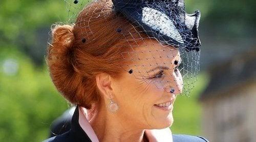 Sarah Ferguson niega enfrentamientos entre Kate Middleton y Meghan Markle recordando a Lady Di