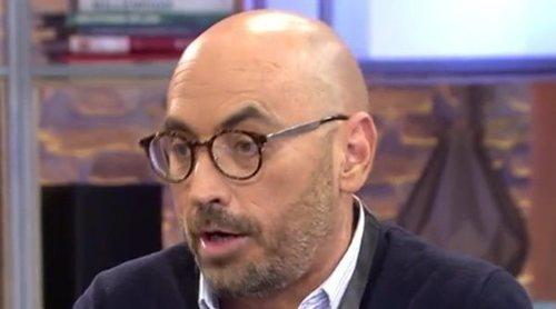 Diego Arrabal desvela que hacía 'la cobertura' a Jesulín de Ubrique cuando quedaba con chicas