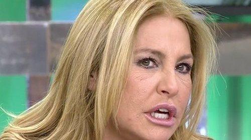 Cristina Tárrega niega su romance con Jesulín de Ubrique y se derrumba con la situación