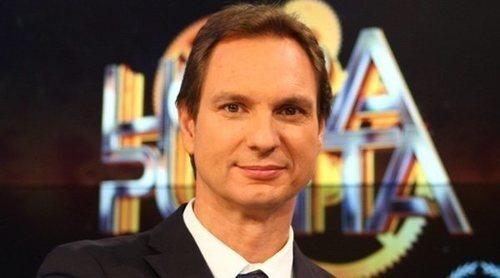 La pullita de Javier Cárdenas a TVE tras cancelar 'Lo siguiente' de Raquel Sánchez Silva