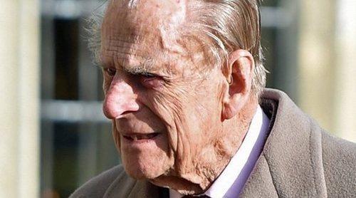 El Duque de Edimburgo no tendrá que enfrentarse a cargos por el accidente de tráfico que provocó