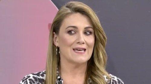Carlota Corredera responde afectada y enfadada al gesto de Fran Rivera con Omar Suárez