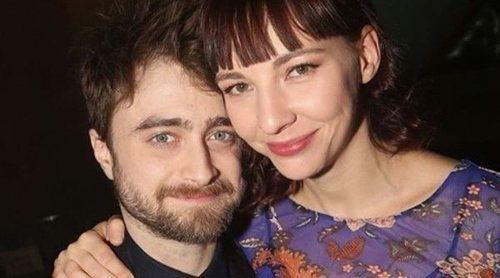 Daniel Radcliffe confiesa que conoció a su novia Erin Darke en una escena de sexo de 'Kill Your Darlings'