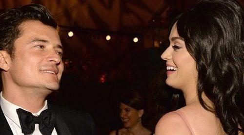 Orlando Bloom regaló a Katy Perry un anillo muy similar al que regaló en su día a Miranda Kerr