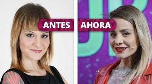 Así ha cambiado Ariadna Cross: De concursante de 'GH 12+1' a defensora de su padre Fortu Sánchez en 'GH DÚO'
